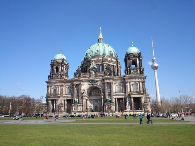 Berlin...nije bilo po mojoj volji