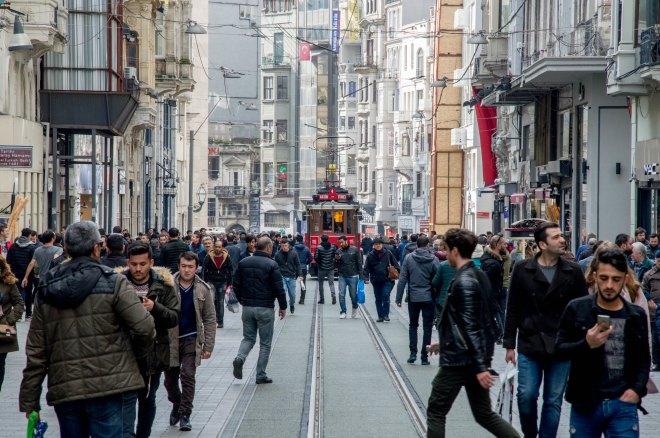 Smijem se u Istanbulu